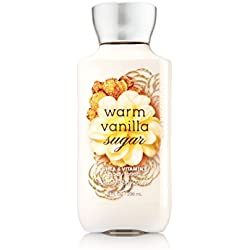 Bath and Body Works WARM VANILLA SUGAR Body Lotion 8 FL OZ