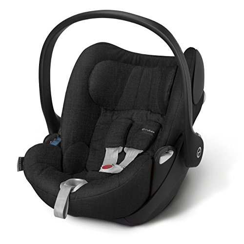 Preisvergleich Produktbild CYBEX PLATINUM Cloud Q Plus Babyschale Gruppe 0+ 2015 (Black Beauty)