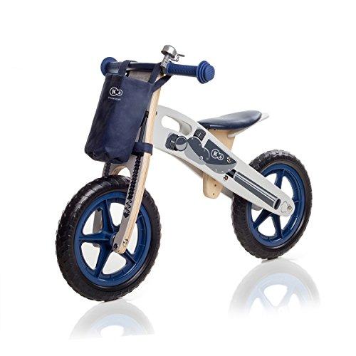 KinderKraft Niños fuerza Runner bicicleta de...