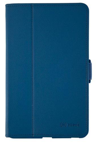 Speck FitFolio Tablet Case Cover Schutzhülle mit eingebautem Stand für Google Nexus 7 (2012) - Harbor Blue
