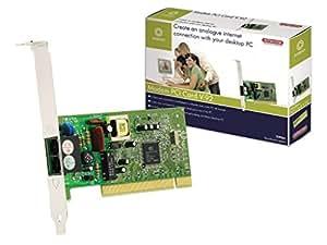 Sitecom DC 015 Fax / modem carte enfichable PCI 56 Kbits/s K56Flex, V.90, V.92