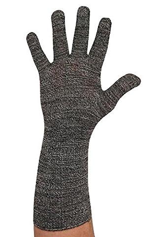 Mens 1 Pair Ussen Flight Gloves In 4 Colours -