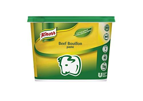 Pâte de Bouillon boeuf Knorr 1kg