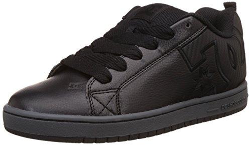 DC COURT GRAFFIK S Herren Sneakers Black 3