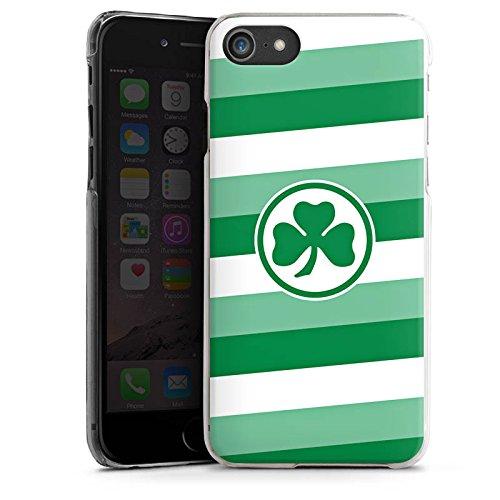 Apple iPhone X Silikon Hülle Case Schutzhülle Greuther Fürth Fanartikel SPVGG Hard Case transparent