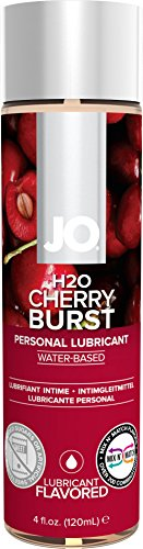 System Jo H2o (SYSTEM JO 300000090818 H2O Gleitmittel Kirsche 150 ml, 1er Pack (1 x 150 ml))