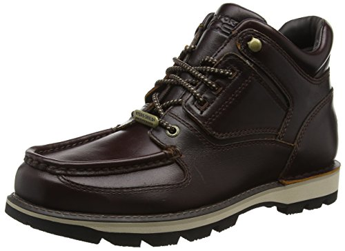 Rockport Treeline Trek Umbwe Trail, Stivaletti Uomo, Brown (Red Brown), 45 EU