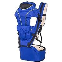 072ac15cf441 ZYJY Porte-bébé Multifonctionnel Respirant Taille Sac à bandoulière épaule  Tabouret ...