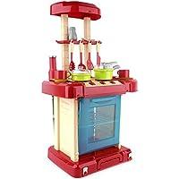 jasnyfall Kinder spielen Spielzeug Mädchen Baby Spielzeug Küche Kochen Simulation Tisch Utensilien Toys preisvergleich bei kinderzimmerdekopreise.eu