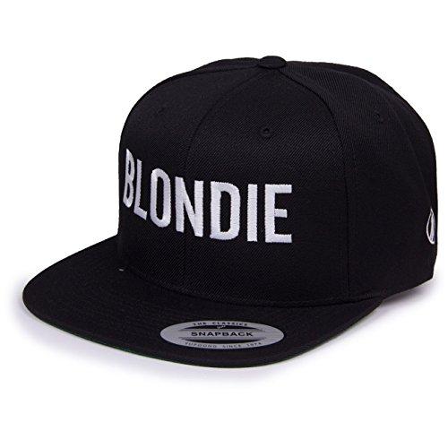 *Vogelwuid Damen Cap Blondie , Größe:ONESIZE, Farben:BLACK*