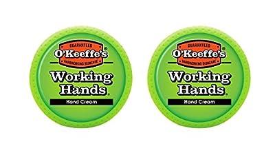O' Keeffes Working Hands 3.4oz Jar (2 Pack)