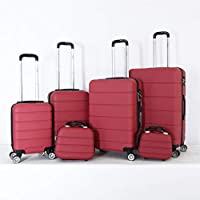 Capital Hard case Trolley Bag - Set of 6 Pieces