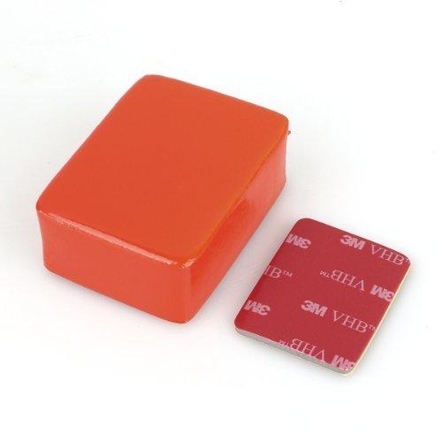 loater Orange + Klebeband für Gopro Hero 1/2/3 ()