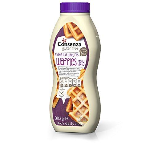 Consenza-Shake-und-Bake-Flasche-Waffelmix-Glutenfrei-3er-Pack-3-x-302-g