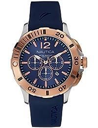 amazon co uk nautica watches men s nautica watches nai22503g