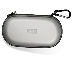 PSP Slim & Lite – Carry Case, silber