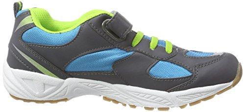 LicoBob VS - Scarpe sportive indoor Ragazzo Blu (Blau (blau/anthrazit/lemon))