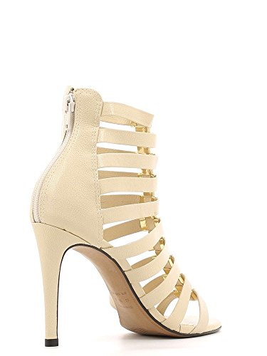 GRACE SHOES 6-87151 Sandalo tacco Donna Off White