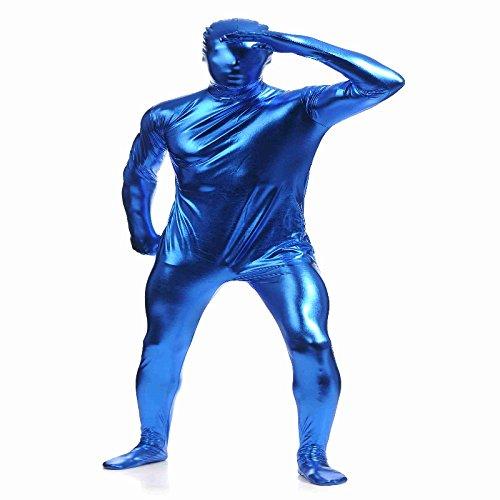 P Prettyia Spandex Body Suit Ganzkörperanzug Ganz Körper -