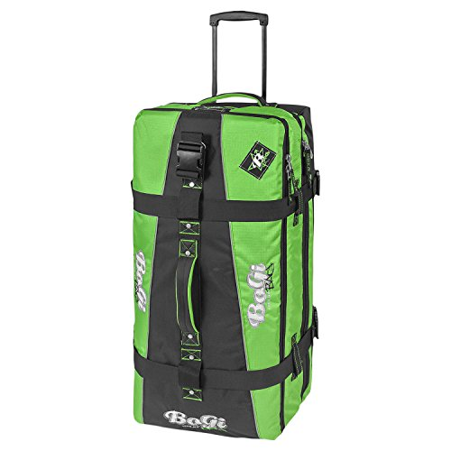 BoGi Bag Reisetrolley Koffer, 110 L, Grün/Schwarz Preisvergleich