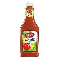 Tiffany Tomato Ketchup, 850 gm