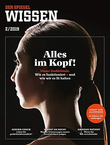 Produktbild SPIEGEL WISSEN 2 / 2019: Alles im Kopf!