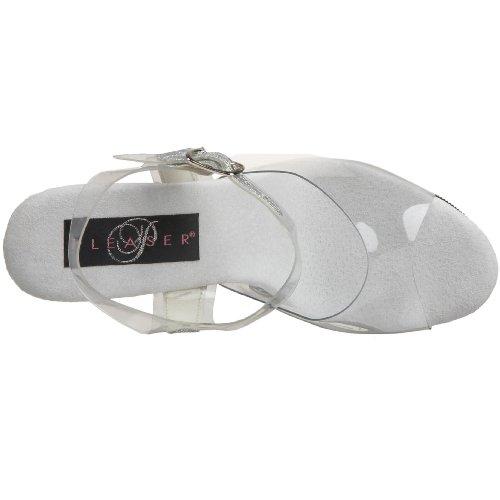 Pleaser Ado708g/C/S, Sandales Plateforme Femme Transparent  (Clear)