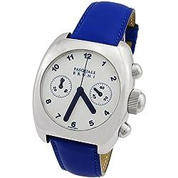 Pasquale Bruni Uomo Chronograph Edelstahl Swiss Made Automatik Herren-Armbanduhr 00mca13
