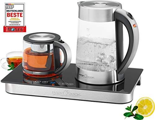 Profi Cook PC-TKS 1056 Wasserkocher Teestation Kaffeestation