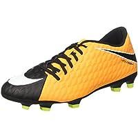 Nike Hypervenom Phade III FG, Botas de fútbol para Hombre