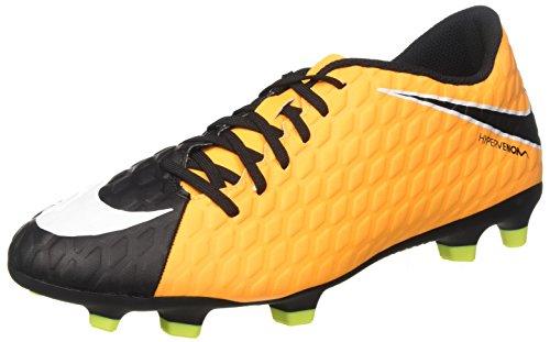 Nike Hypervenom Phade III FG, Scarpe da Calcio Uomo, usato Spedito ovunque  in Italia