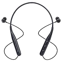 Zeb-Symphony is a wireless earphone with neckband and volume, media control. It has dual pairing and magnetic earpiece. It is splash proof, full charge indication and has call function. It also has voice assistant support and built-in rechargeable ba...