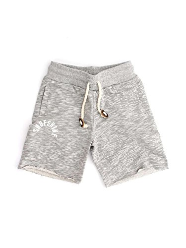 SHOESHINE E6SM0921 GREY BERMUDA E SHORTS Bambino GREY 8Y
