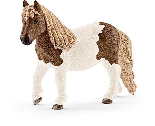 Schleich 42362 – Pferdepflegerin mit Shettys Figur - 2
