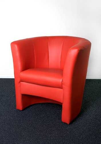 Cats Collection Cocktailsessel rot