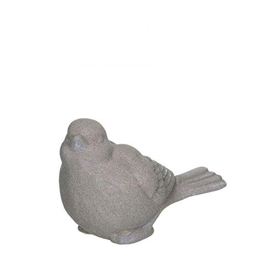 Edelmann Oiseau Marron 18cm