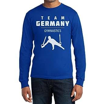 Gymnastics Team Germany – Deutschland Turner Rio Langarm T-Shirt