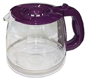 Verseuse prune 18016-56 pour cafetière russell hobbs