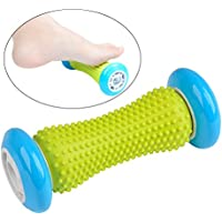 TIMESETL Foot Massager Stick Roller for Plantar Fasciitis Portable Pain Relief Tool, Exercise Roller for Feet