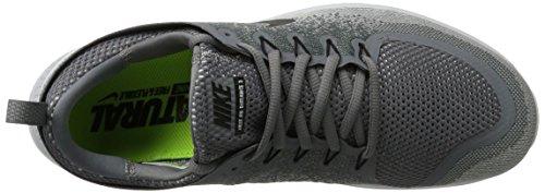 Nike Herren Free Run Distance 2 Laufschuhe Grau (Cool Grey/black/wolf Grey/stealth/white)