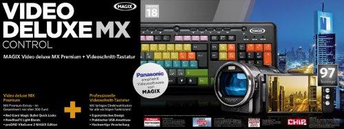 MAGIX Video deluxe MX Control (V.18)