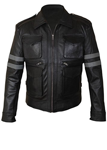 Leatherly -  Giacca - Uomo Black XX-Large