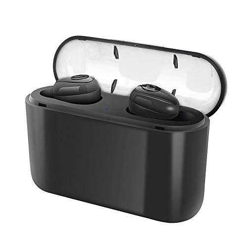 DANGSHUO TWS Bluetooth 5.0 audífonos inalámbricos a prueba de sudor