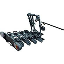 RMS portaciclo gancho remolque Pure Instinct 4 bicicleta (para coche)/Tow Ball Bicycle Carrier Pure Instinct 4 Bikes (Car)