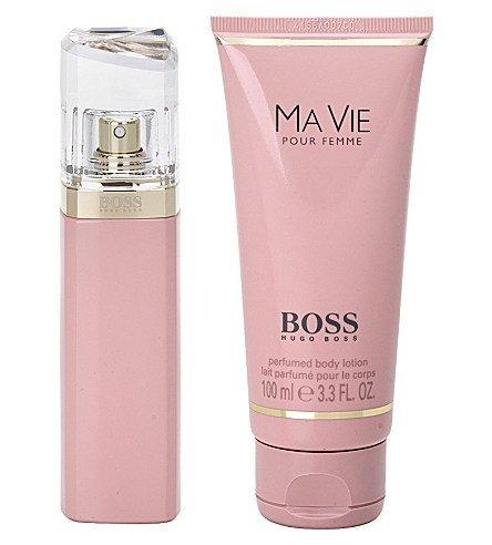 Hugo Boss Ma Vie Pour Femme Set 50 ml Eau de Parfum EDP & 100 ml Bodylotion