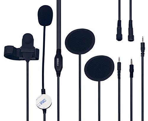 coodio-half-helmet-headset-earpiece-mic-microphone-open-face-motorcycle-roller-motorbike-bicycle-wat