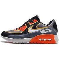 Zapatillas Nike W Air Max 90Ultra 2.0para mujer, color gris y negro ceniza