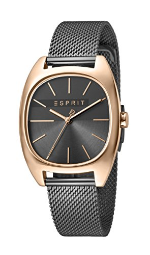 Esprit Womens Analogue Quartz Watch with Stainless Steel Strap ES1L038M0125