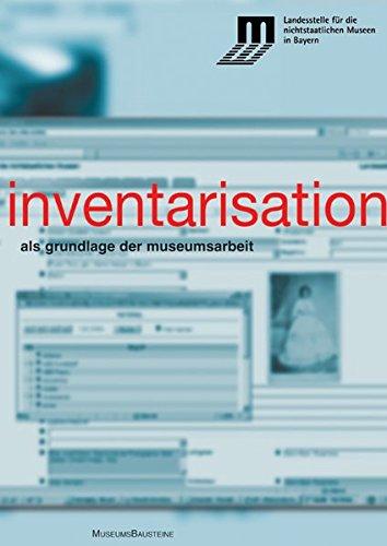 inventarisation-als-grundlage-der-museumsarbeit-mit-beitrgen-von-viktor-prstler-georg-waldemer-alexa