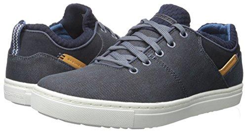 Basket, couleur Blue , marque SKECHERS, modèle Basket SKECHERS 64964S Blue blue